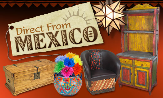 Visit Us Online - Direct From Mexico